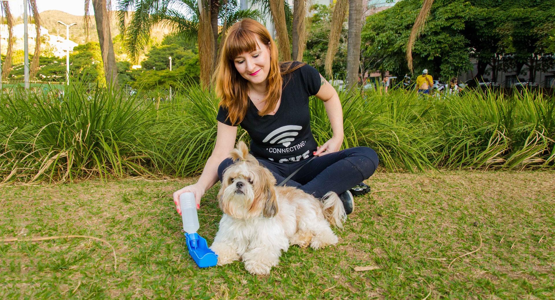 Banner - Serviço de Dog Walking