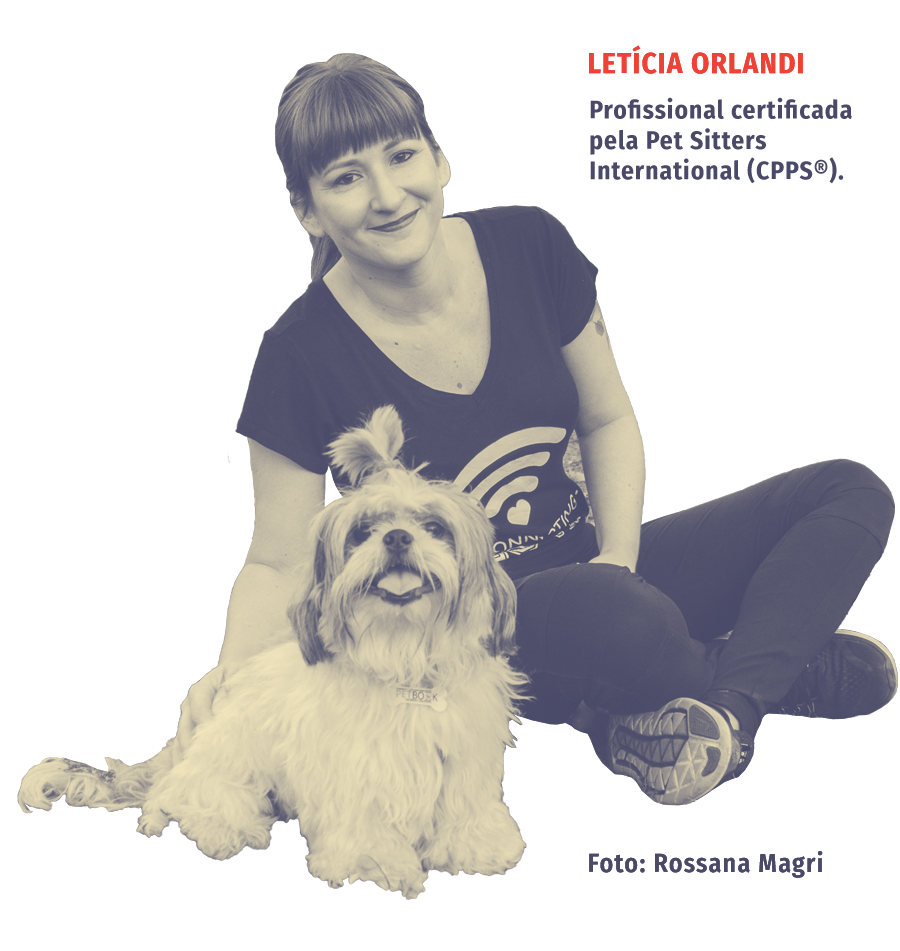 Letícia Orlandi - Pets da Lets